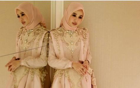 Seperti Inikah Gaun Pernikahan Laudya Cynthia Bella Nanti Dengan