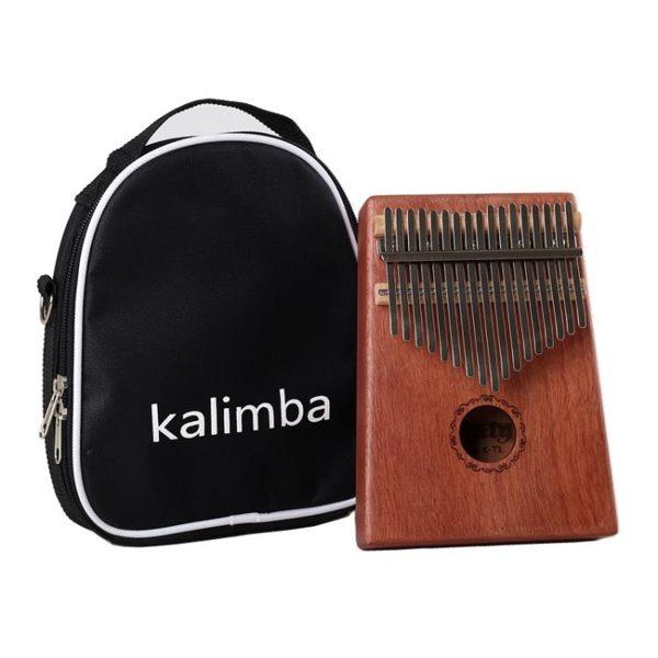 17音相思木全單卡林巴拇指琴Kalimba手指鋼琴 糖果時尚