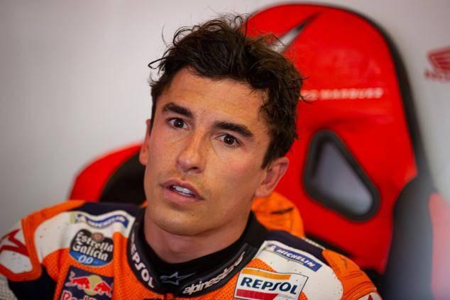 Gagal Mentereng di FP2 MotoGP Spanyol 2021, Marc Marquez Akui Simpan Tenaga