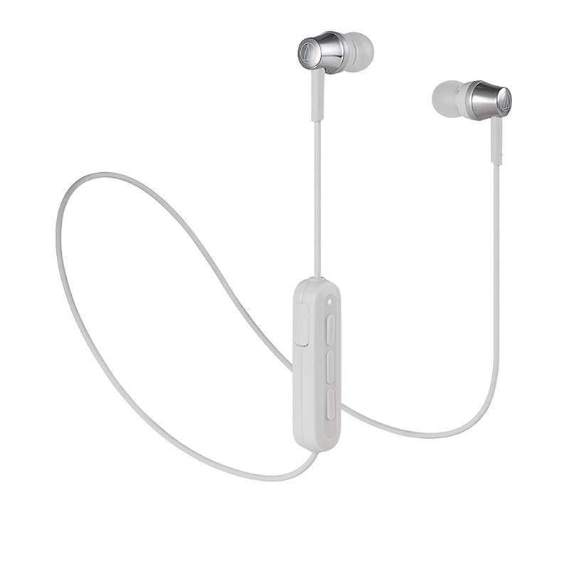 產品特色 針對想以無線享受好聲音的人 使用能呈現出原本聲音的全新Ø9.8mm驅動單元 單次充電最多可使用8小時 導線上附控制器,方便操作 支援Siri/Google Assistant™語音智慧助理
