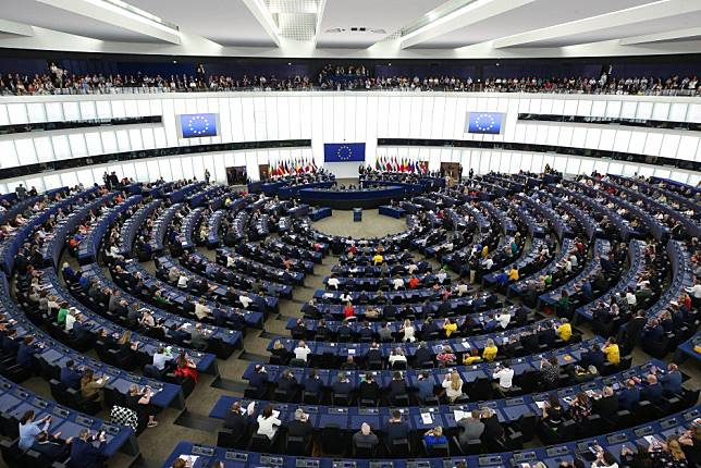 European Parliament approves motion on Hong Kong, as Beijing calls it full of 'ignorance and prejudice'