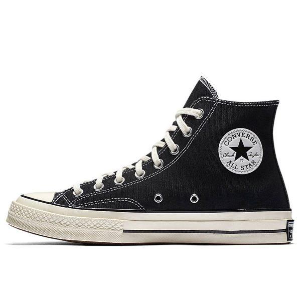 CONVERSE Chuck Taylor All Star '70系列 -高筒三星黑標男女款情侶鞋 NO.162050c