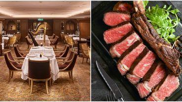 讓老饕牛排控驚豔的台灣牛肉!台北喜來登安東廳推出乾式熟成台灣牛排30公分巨斧牛排同步登場