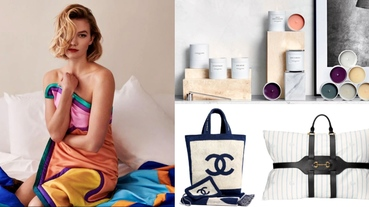 居家必備精品「宅」物推薦!Gucci枕頭、LV毛毯、Dior蠟燭,陪你安心耍廢過連假