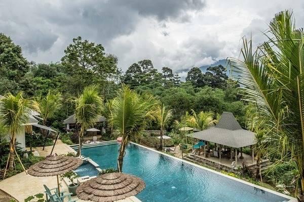 Serasa di Bali, Resort di Bogor Ini Menjadi Pilihan Terbaik untuk Staycation