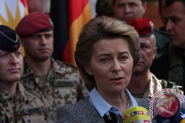 Latihan militer Belanda, Jerman di Irak dihentikan sementara