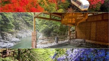 【日本旅遊-德島住宿】日本三大祕境溫泉-祖谷溫泉飯店.四季之美