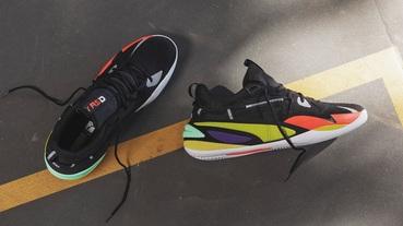 官方新聞 / 夢想啟程 J. Cole 首款簽名籃球鞋 PUMA RS-DREAMER 臺灣發售店點公開