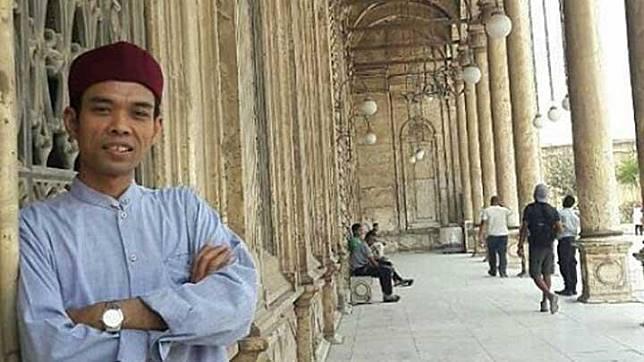 Ustadz Abdul Somad. instagram.com