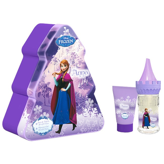 詳細介紹 此為廠商直送商品, 預計出貨日2-5天 Disney Frozen 冰雪奇緣 奇幻安娜香水 禮盒 容量:淡香水50ml + 沐浴膠75ml 使用方式:外出前或沐浴後,輕輕噴灑於手腕、頸部、耳