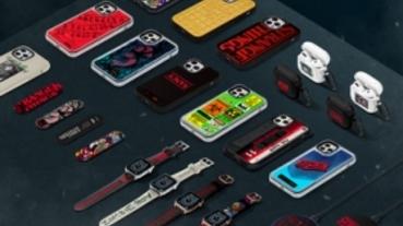 CASETiFY 攜手《怪奇物語》 推出專屬 iPhone 手機保護殼款式