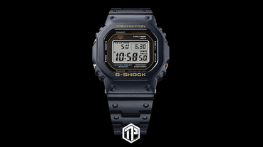 Casio推出 G-Shock 5000 系列鈦合金升級版本!