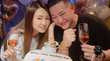 你是我的幸福嗎?詹子晴恐懼結婚 聽完求婚詞「我註定是你的了」