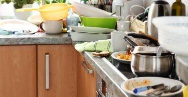 10個眼睛看不到,讓全家生病的廚房壞習慣