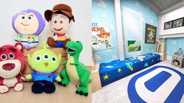 《玩具總動員》25週年系列商品搶先曝光! 台北、台中、高雄三大主題店同步販售涼風扇、海灘球、咖啡週邊