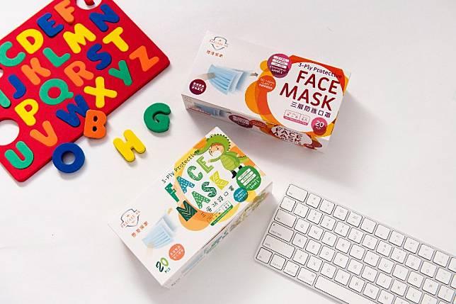 品牌義工團將為老人院及向低收入家庭送上體驗裝口罩。(互聯網)