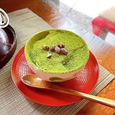 寺カフェ 茶庭のundefinedに実際訪問訪問したユーザーunknownさんが新しく投稿した新着口コミの写真
