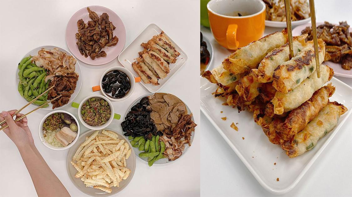 一天三餐都有鮮綠生活,快速上菜 不浪費時間!