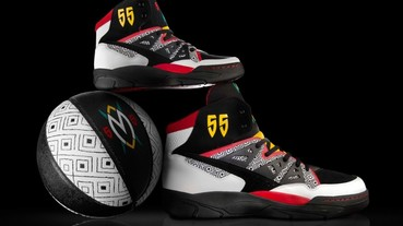 新聞速報 / adidas Originals Mutombo