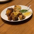 二種のタンドリーチキン(4ピース) - 実際訪問したユーザーが直接撮影して投稿した西新宿インド料理スパイスバザール アチャカナの写真のメニュー情報