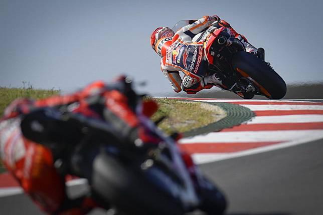 Marc Marquez Ungkap Waktu Pensiun dari MotoGP, Dahului Valentino Rossi?