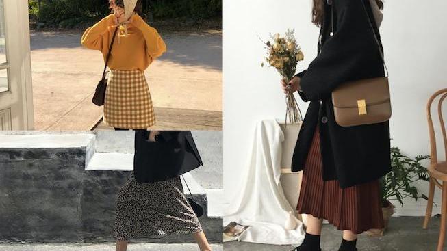 冬季時髦又迷人的4款裙裝點名,找尋你的命定款!