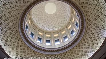 台南親子遊必訪。奇美博物館。好美的仿歐建築