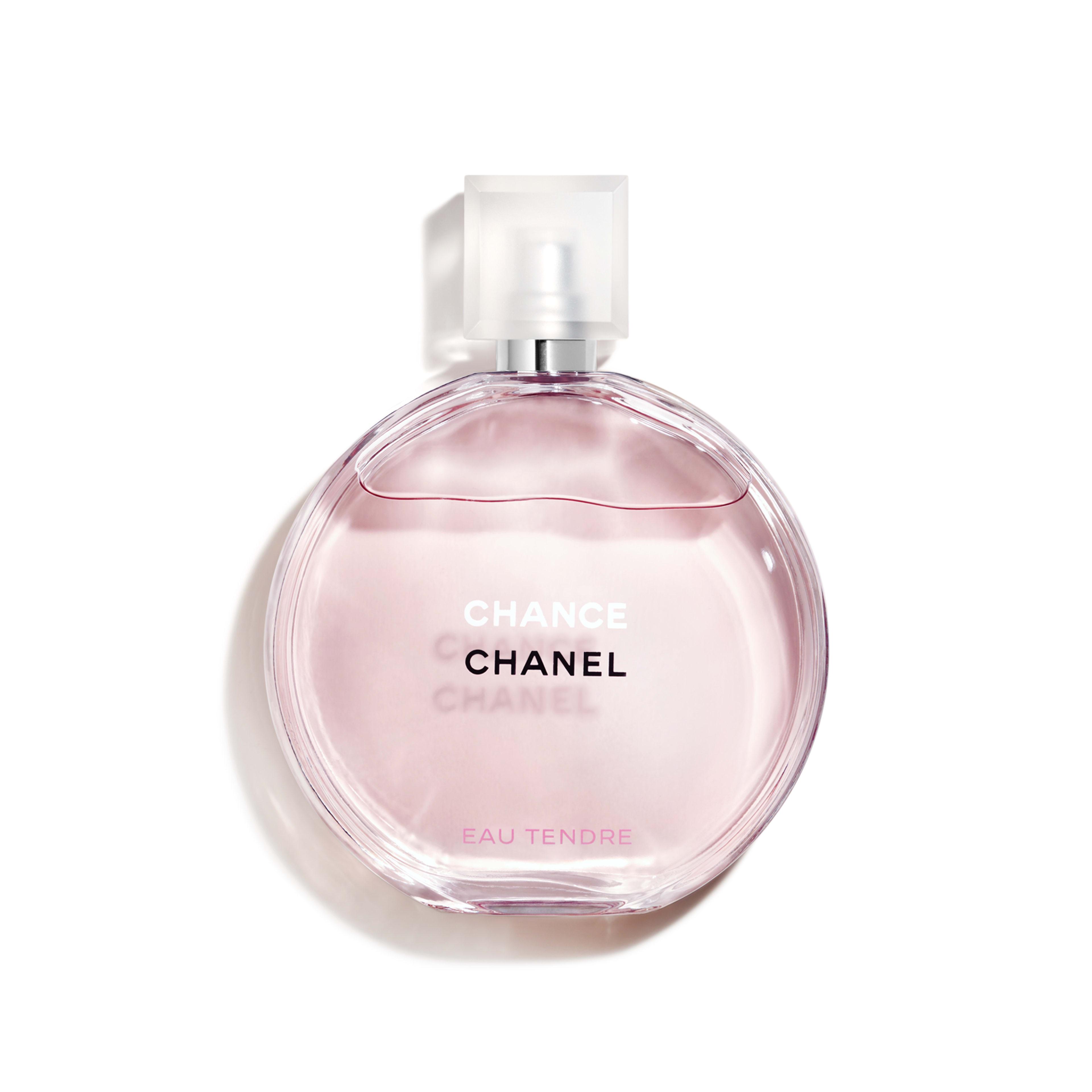 Chanel 香奈兒 CHANCE 粉紅甜蜜淡香水 35ml 機場航空版 現貨 交換禮物【SP嚴選家】