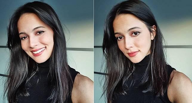 Pesona Juria Hartmans, Model Cantik Pengisi Hati Gading Marten