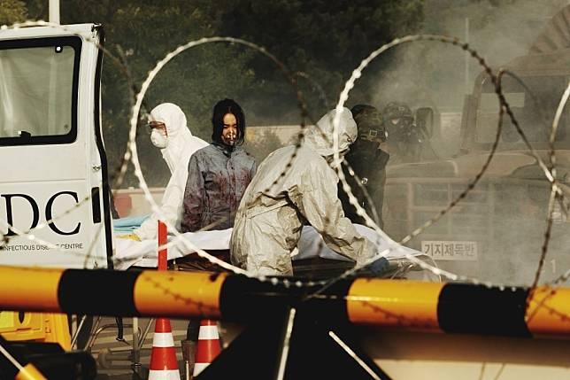 流感_新聞稿照05_為防止病毒擴散 政府實施大規模封城計畫