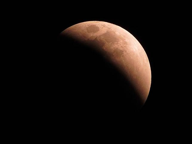 Nantikan Gerhana Bulan Parsial Pada 7 Agustus
