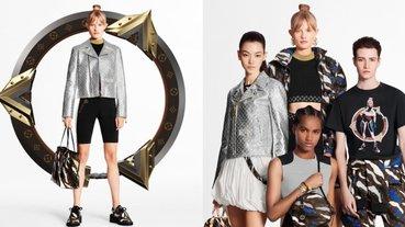 Louis Vuitton 電競隊成立?英雄聯盟服飾合體技發威,網友:「這系列我全包!」