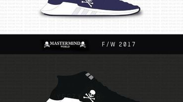 mastermind WORLD×adidas Originals最新聯名外流!