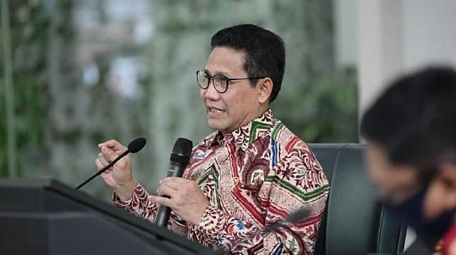Villages, Disadvantaged Regions, and Transmigration Minister Abdul Halim Iskandar. TEMPO