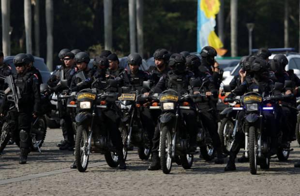 Kantor Polisi Diteror, Polri Evaluasi Sistem Keamanan Polsek hingga Polda