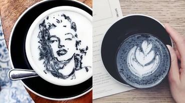 這才是真正的「黑咖啡」 由死亡的獨角獸製成的暗黑系咖啡