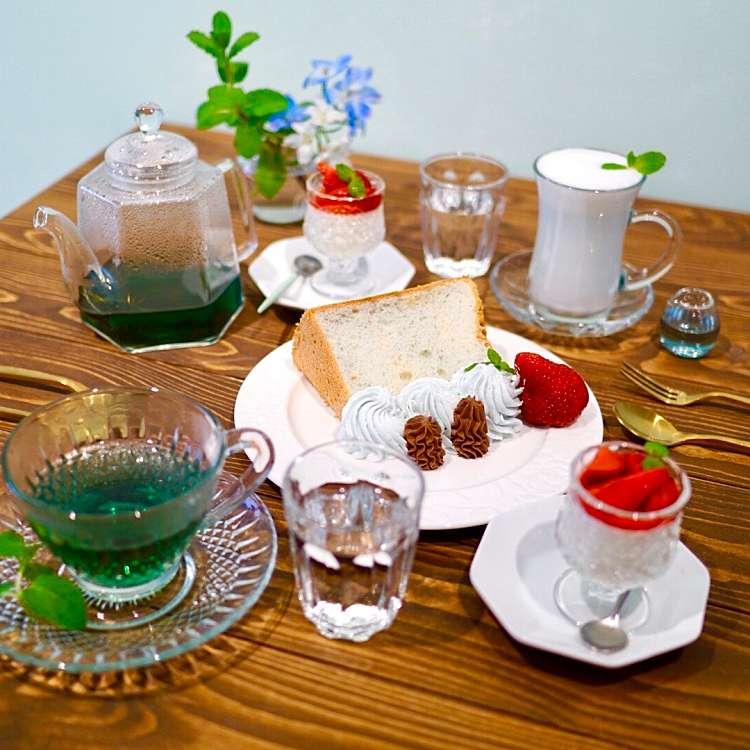 クルクルさんが投稿した小松町カフェのお店cafe grayish green/カフェ グレイッシュ グリーンの写真