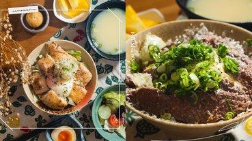 雲林斗六健康日式餐館「同廚」!低熱量手打美乃滋+牽絲乾酪牛肉丼,健身也不怕!