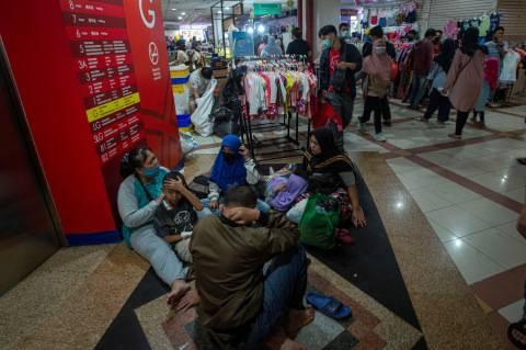 Strategi Anies Cegah Kerumunan di Pasar Tanah Abang, Bakal Sukses?
