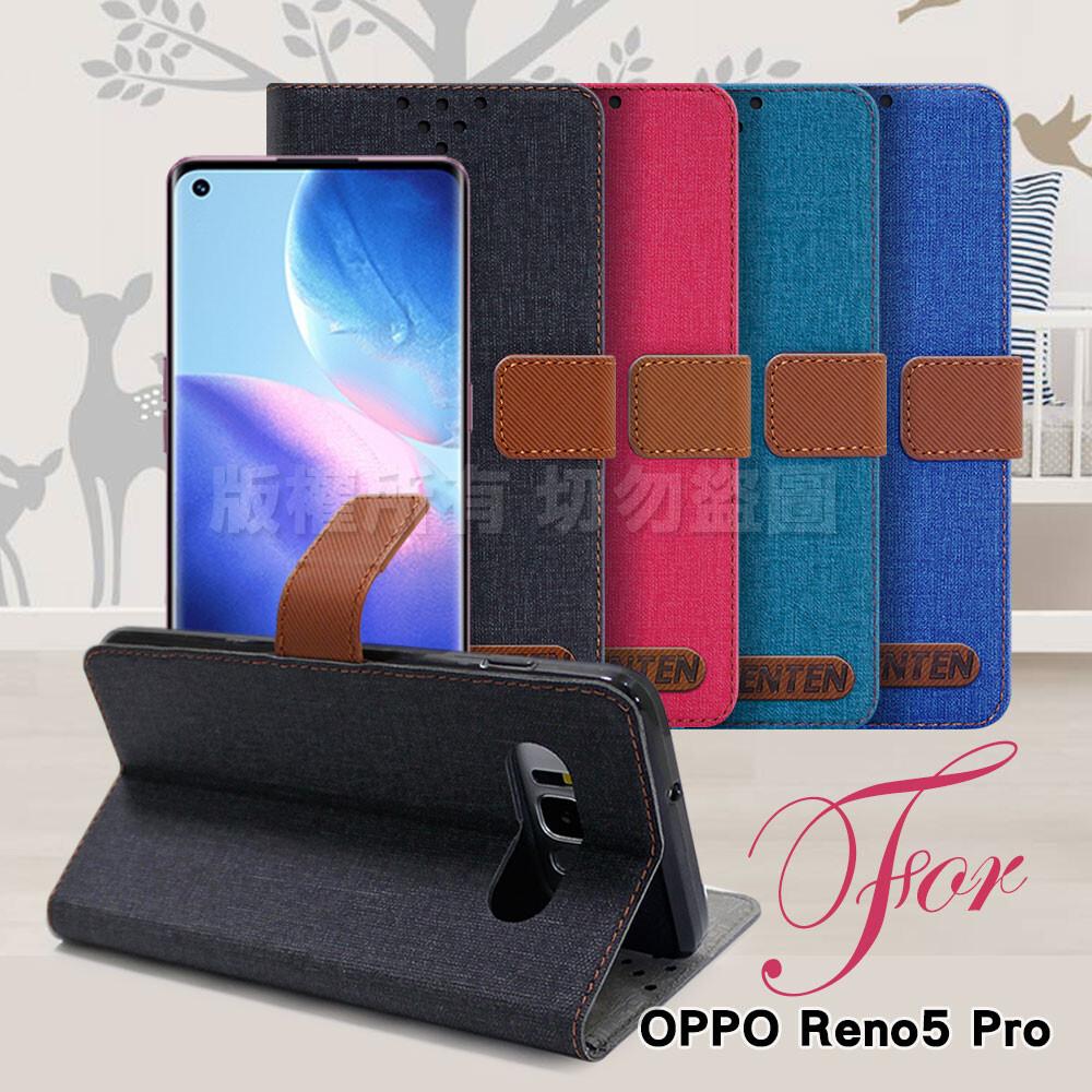 生活自在 亞麻質感再現 內襯纖維布料防止螢幕機身刮傷 輕量化設計使用無負擔 可折疊站立輕鬆看螢幕 精準孔位拍照操作無障礙 側掀式設計,引領時尚風潮 genten for oppo reno5 pro