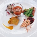 本日の前菜4種盛り合わせ - 実際訪問したユーザーが直接撮影して投稿した新宿イタリアンリストランテ ベニーレ ベニーレの写真のメニュー情報