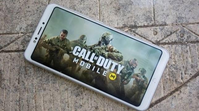 Ilustrasi aplikasi Call of Duty: Mobile. [Shutterstock]
