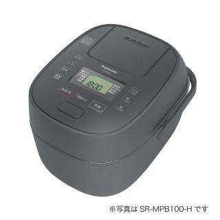 可変圧力IHジャー炊飯器(SR-MPB100-H)
