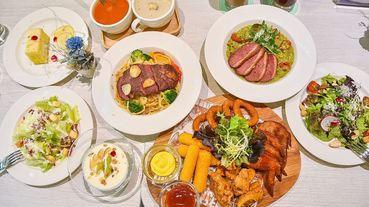 【台中南屯區Chow Chow Cafe 巧巧咖啡】純白質感空間提供美味義大利麵、燉飯