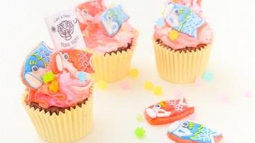 五月五日日本兒童節!超可愛繽紛兒童節限定點心精選