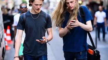 狂野不羈的男孩長髮風潮,你能抵擋得了嗎?