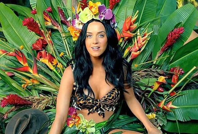 Katy Perry呢隻《Roar》MV好搞笑!