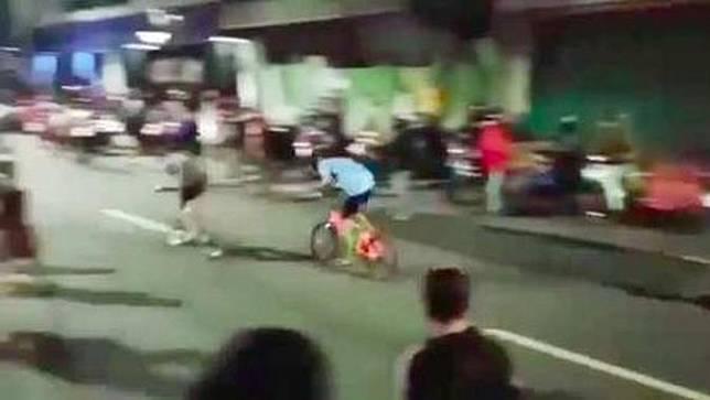 Balap liar sepeda