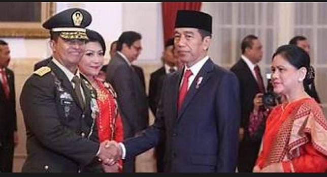 Jokowi Amati KPK Takut Pecat Novel Baswedan