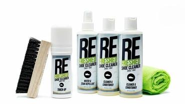 天然成分 / 美國鞋履清潔劑老牌 Refreshed 將進軍歐洲市場